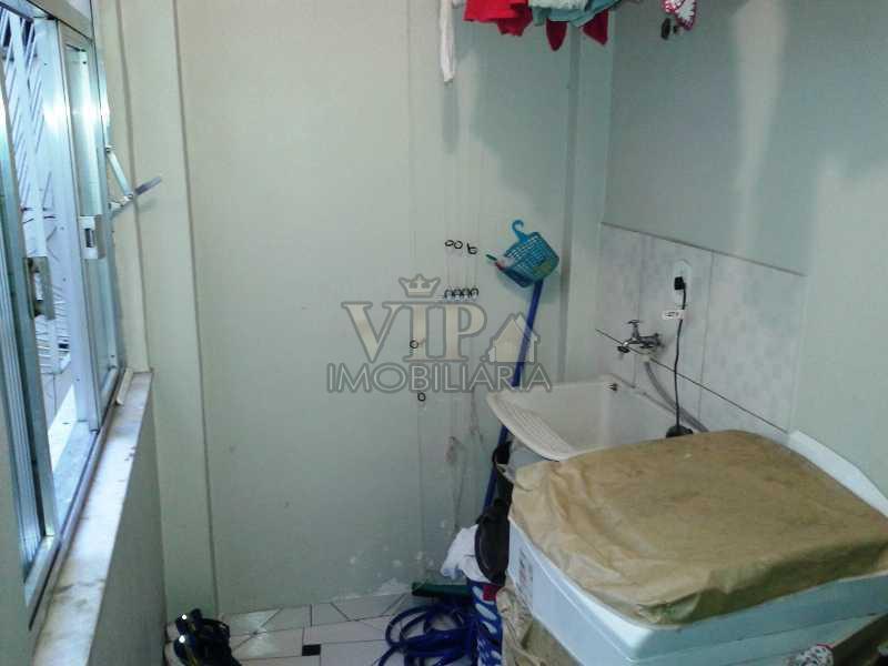 14 - Apartamento 2 quartos à venda Bangu, Rio de Janeiro - R$ 210.000 - CGAP20200 - 14