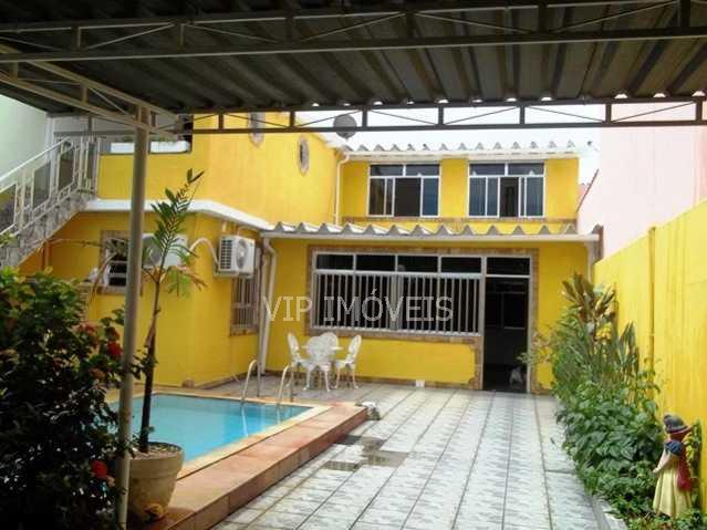 1 - Casa À VENDA, Bangu, Rio de Janeiro, RJ - CGCA20372 - 1