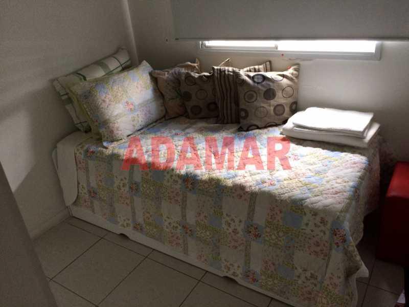 Quarto - Apartamento À VENDA, Barra da Tijuca, Rio de Janeiro, RJ - ADAP20100 - 17