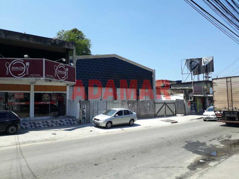 44c22d55-e829-4cbb-9e62-1dbad9 - Galpão Mutondo,São Gonçalo,RJ Para Alugar,360m² - ADGA00002 - 6