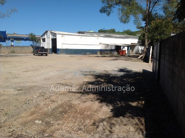 02 - Galpão Novo Cavaleiro,Macaé,RJ Para Alugar,2054m² - ADGA00001 - 1