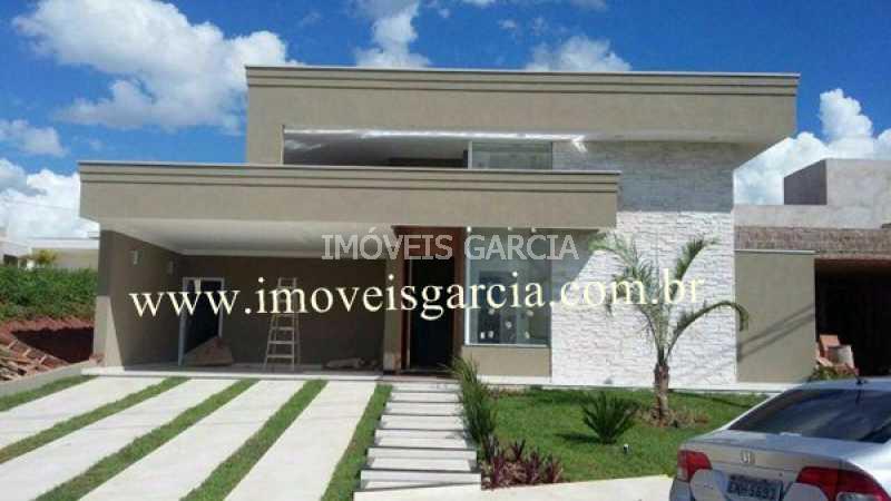 931611027757466 - Casa em Condominio À VENDA, Parque Residencial Damha V, São José do Rio Preto, SP - GICN30160 - 1