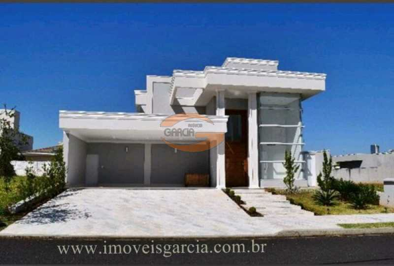 1 - Casa em Condominio À VENDA, Residencial Eco Village, São José do Rio Preto, SP - GICN40051 - 1