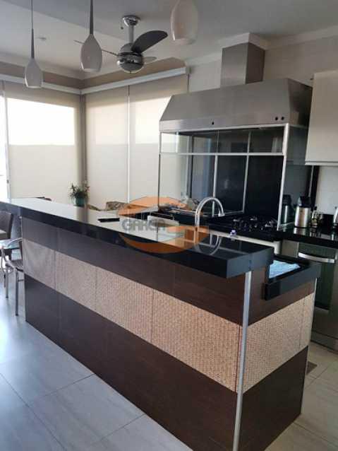 3 2 - Casa em Condominio À Venda - Zoobotânico - Mirassol - SP - GICN30250 - 3
