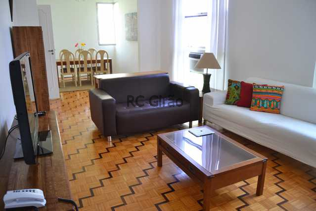 2 Sala 3 - Apartamento 3 quartos para alugar Ipanema, Rio de Janeiro - R$ 5.800 - GIAP30307 - 3