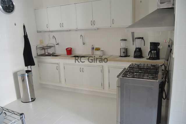 13Cozinha 2 - Apartamento 3 quartos para alugar Ipanema, Rio de Janeiro - R$ 5.800 - GIAP30307 - 16
