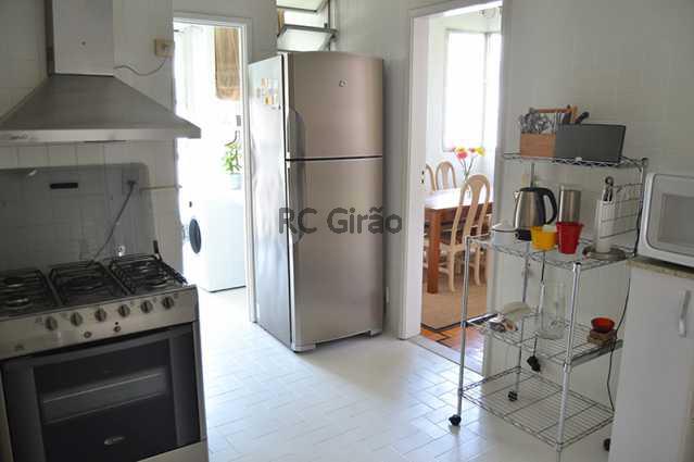 14 Cozinha 3 - Apartamento 3 quartos para alugar Ipanema, Rio de Janeiro - R$ 5.800 - GIAP30307 - 17