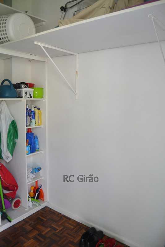 17 Empregada - Apartamento 3 quartos para alugar Ipanema, Rio de Janeiro - R$ 5.800 - GIAP30307 - 20
