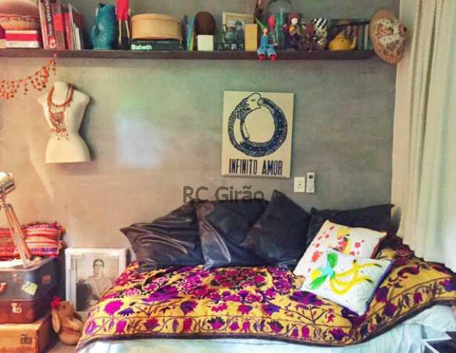 5 - Apartamento Rua Carlos Gois,Leblon, Rio de Janeiro, RJ À Venda, 1 Quarto, 40m² - GIAP10146 - 6