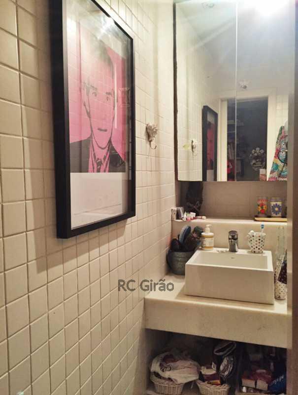 13 - Apartamento Rua Carlos Gois,Leblon, Rio de Janeiro, RJ À Venda, 1 Quarto, 40m² - GIAP10146 - 14