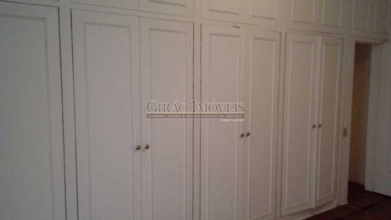 9 armário suite - Apartamento à venda Rua Paula Freitas,Copacabana, Rio de Janeiro - R$ 1.900.000 - GIAP30347 - 13