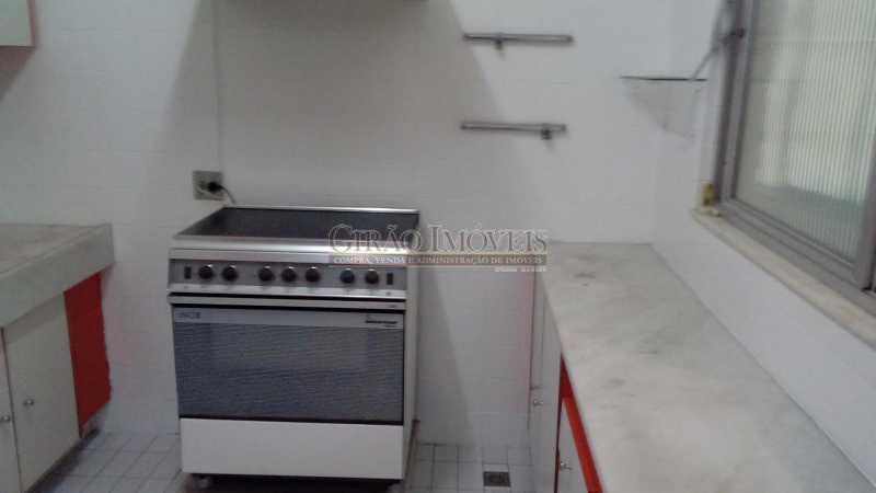 17 vista cozinha - Apartamento à venda Rua Paula Freitas,Copacabana, Rio de Janeiro - R$ 1.900.000 - GIAP30347 - 20