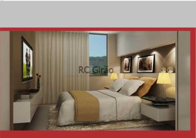 3 - Apartamento à venda Rua Dona Mariana,Botafogo, Rio de Janeiro - R$ 1.650.000 - GIAP30401 - 4