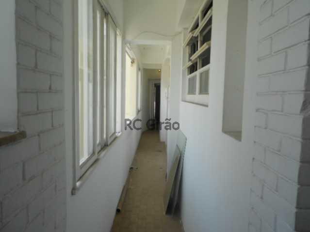 14 CIRCULAÇÃO SERVIÇO - Apartamento À Venda - Copacabana - Rio de Janeiro - RJ - GIAP30408 - 20