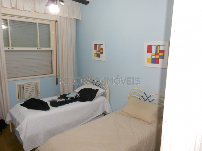 5 - Apartamento Rua Visconde de Pirajá,Ipanema, Rio de Janeiro, RJ À Venda, 3 Quartos, 100m² - GIAP30054 - 6