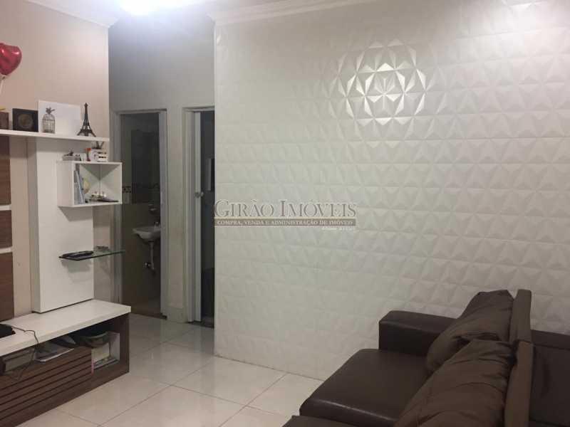23 - Apartamento à venda Rua General Polidoro,Botafogo, Rio de Janeiro - R$ 650.000 - GIAP20354 - 1