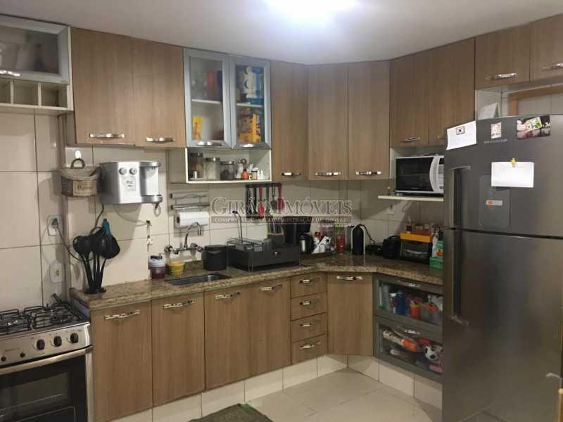 26 - Apartamento à venda Rua General Polidoro,Botafogo, Rio de Janeiro - R$ 650.000 - GIAP20354 - 26