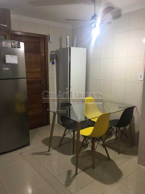 27 - Apartamento à venda Rua General Polidoro,Botafogo, Rio de Janeiro - R$ 650.000 - GIAP20354 - 27