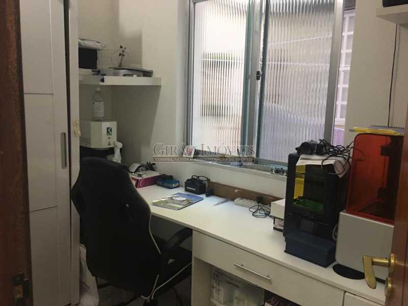 28 - Apartamento à venda Rua General Polidoro,Botafogo, Rio de Janeiro - R$ 650.000 - GIAP20354 - 13
