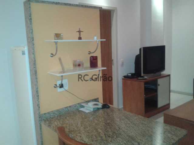 3 - Flat À Venda - Copacabana - Rio de Janeiro - RJ - GIFL10020 - 4