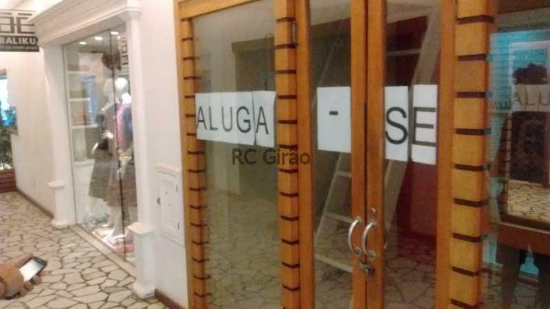 8 - Loja Rua Visconde de Pirajá,Ipanema,Rio de Janeiro,RJ À Venda,21m² - GILJ00012 - 9