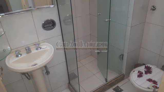 35 - Apartamento Avenida Atlântica,Copacabana, Rio de Janeiro, RJ Para Alugar, 2 Quartos, 136m² - GIAP20381 - 15