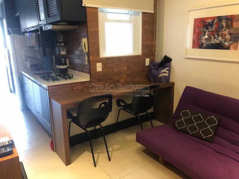 1 - Apartamento 1 quarto à venda Ipanema, Rio de Janeiro - R$ 700.000 - GIAP10204 - 1