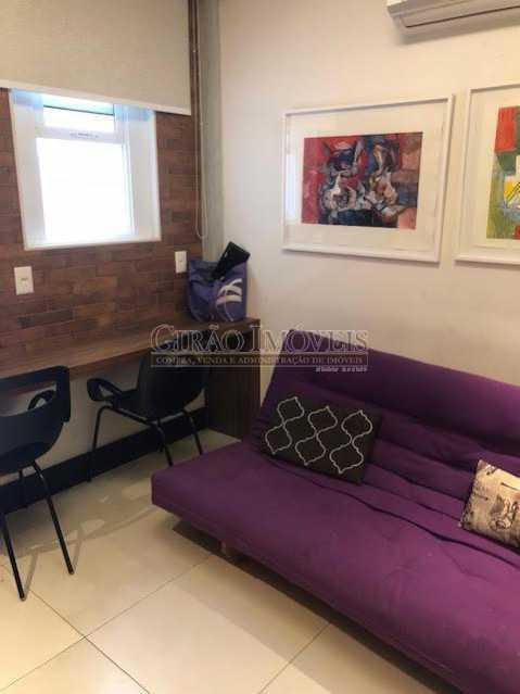 2 - Apartamento 1 quarto à venda Ipanema, Rio de Janeiro - R$ 700.000 - GIAP10204 - 3