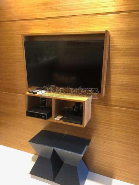 7 - Apartamento 1 quarto à venda Ipanema, Rio de Janeiro - R$ 700.000 - GIAP10204 - 8