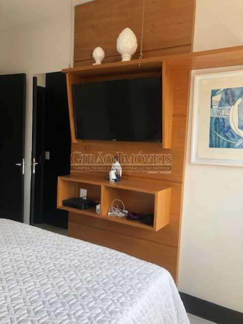 8 - Apartamento 1 quarto à venda Ipanema, Rio de Janeiro - R$ 700.000 - GIAP10204 - 9