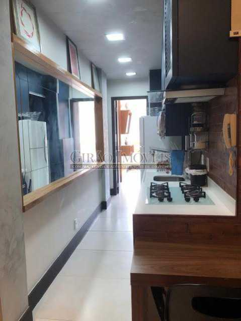 11 - Apartamento 1 quarto à venda Ipanema, Rio de Janeiro - R$ 700.000 - GIAP10204 - 12