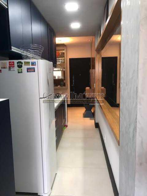 12 - Apartamento 1 quarto à venda Ipanema, Rio de Janeiro - R$ 700.000 - GIAP10204 - 13