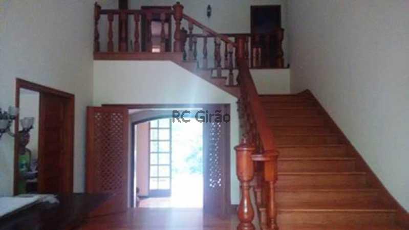 3 Maria Angélica, - Casa Rua Maria Angélica,Jardim Botânico,Rio de Janeiro,RJ Para Alugar,4 Quartos,845m² - GICA40008 - 1
