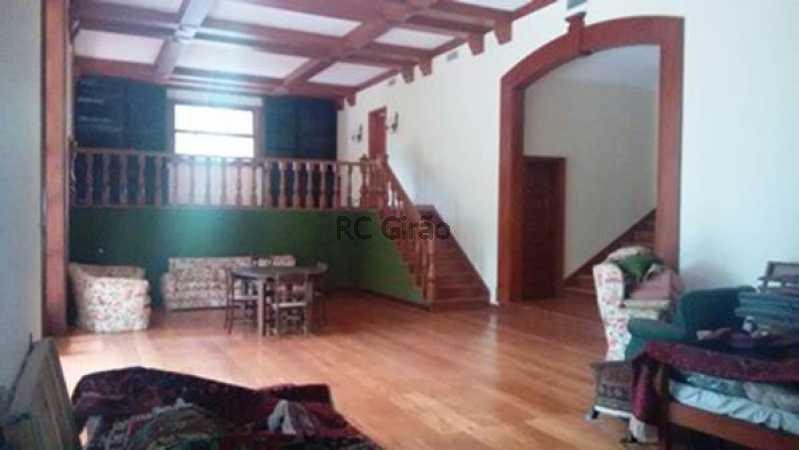 4 Maria Angélica, - Casa Rua Maria Angélica,Jardim Botânico,Rio de Janeiro,RJ Para Alugar,4 Quartos,845m² - GICA40008 - 3