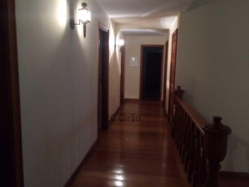 5 Rua Maria Angélica - Casa Rua Maria Angélica,Jardim Botânico,Rio de Janeiro,RJ Para Alugar,4 Quartos,845m² - GICA40008 - 16