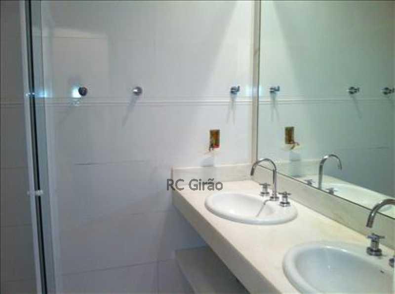 4-  Banheiro Suite - Apartamento Para Alugar - Copacabana - Rio de Janeiro - RJ - GIAP40114 - 7