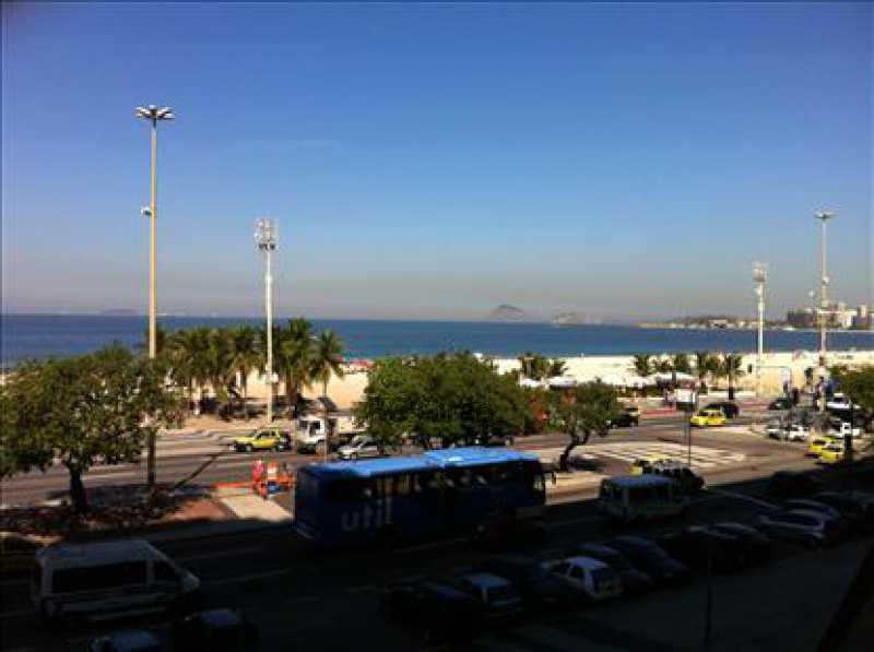 1 Vista - Apartamento Para Alugar - Copacabana - Rio de Janeiro - RJ - GIAP40114 - 10
