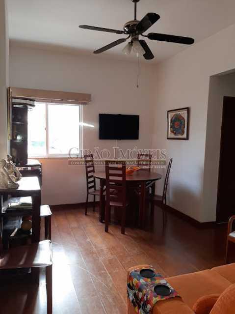 2 - Apartamento à venda Rua Barão da Torre,Ipanema, Rio de Janeiro - R$ 950.000 - GIAP20421 - 1