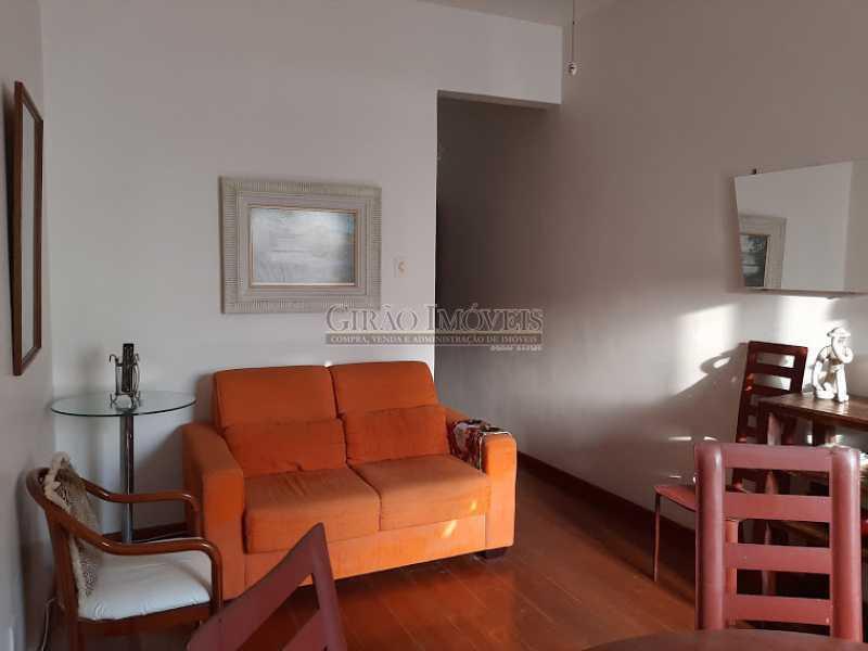 3 - Apartamento à venda Rua Barão da Torre,Ipanema, Rio de Janeiro - R$ 950.000 - GIAP20421 - 5