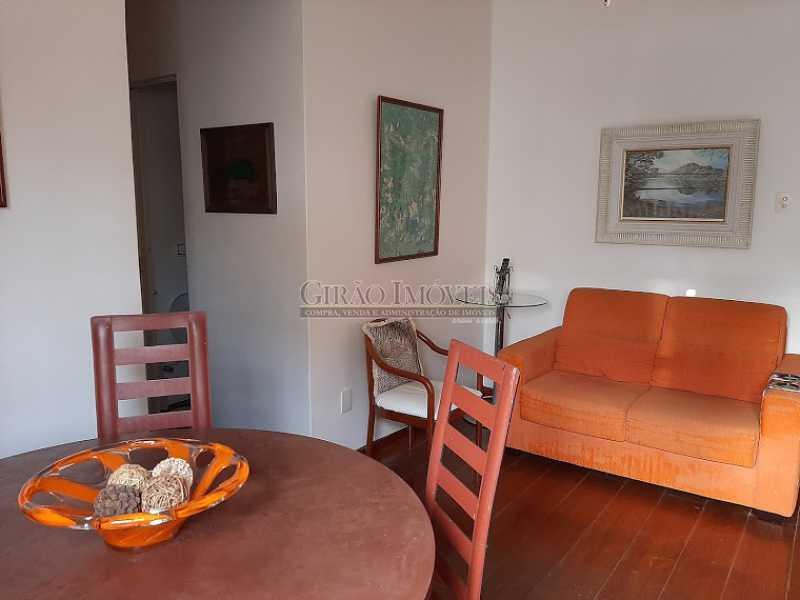 4 - Apartamento à venda Rua Barão da Torre,Ipanema, Rio de Janeiro - R$ 950.000 - GIAP20421 - 4