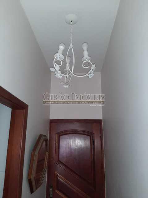 5 - Apartamento à venda Rua Barão da Torre,Ipanema, Rio de Janeiro - R$ 950.000 - GIAP20421 - 6
