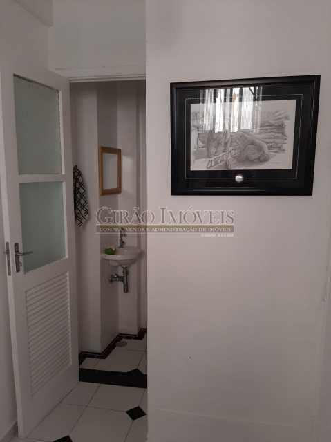 10 - Apartamento à venda Rua Barão da Torre,Ipanema, Rio de Janeiro - R$ 950.000 - GIAP20421 - 23