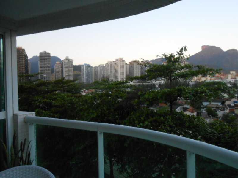 5 - Flat Para Venda e Aluguel - Barra da Tijuca - Rio de Janeiro - RJ - GIFL10024 - 6