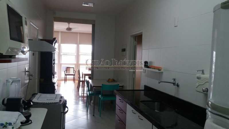 8 - Apartamento Para Venda e Aluguel - Ipanema - Rio de Janeiro - RJ - GIAP20452 - 9