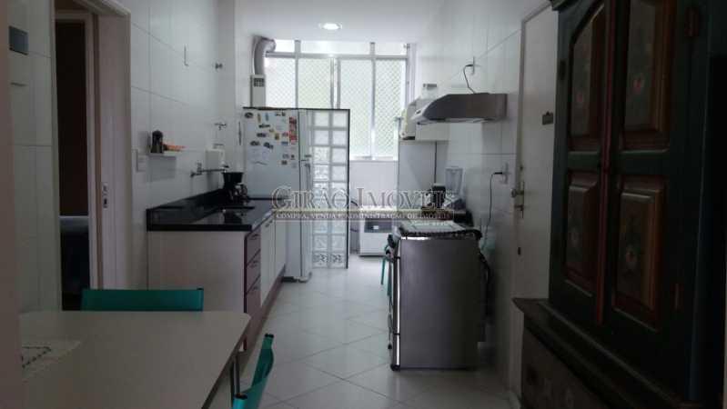 9 - Apartamento Para Venda e Aluguel - Ipanema - Rio de Janeiro - RJ - GIAP20452 - 10