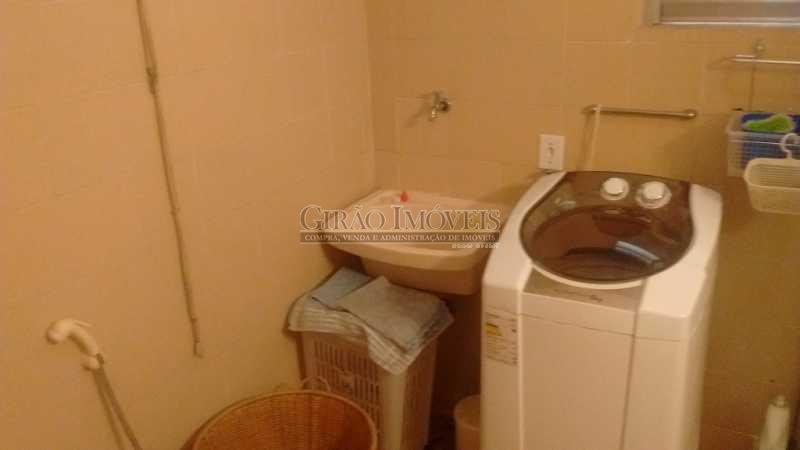 6 - Apartamento 1 quarto para alugar Copacabana, Rio de Janeiro - R$ 2.500 - GIAP10247 - 9