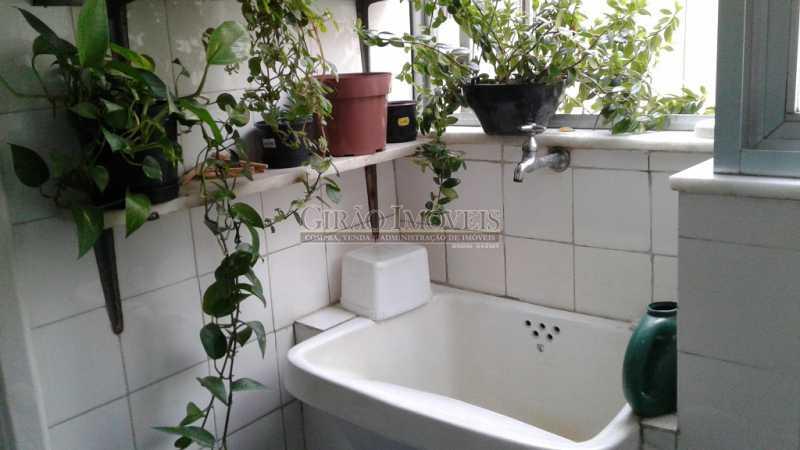 14 - Apartamento À Venda - Copacabana - Rio de Janeiro - RJ - GIAP30550 - 16