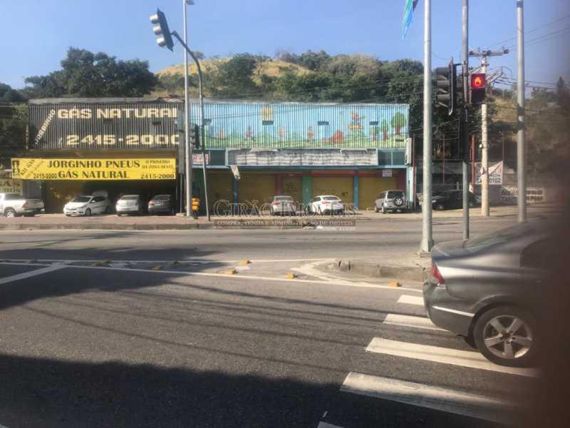 2 - Loja 350m² para alugar Rua Barcelos Domingos,Campo Grande, Rio de Janeiro - R$ 5.000 - GILJ00022 - 3