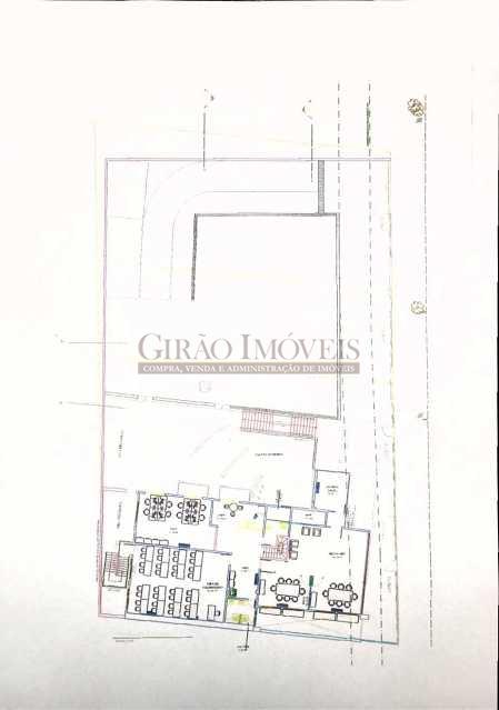 IMÓVEL COMERCIAL 3o. Pav- 8 - Prédio Para Alugar - Rio Comprido - Rio de Janeiro - RJ - GIPR00004 - 9