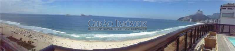 12 - Flat Para Alugar - Ipanema - Rio de Janeiro - RJ - GIFL20008 - 14
